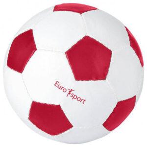 Fodbold med logo