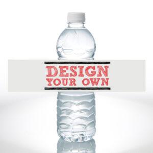flaskevand med tryk
