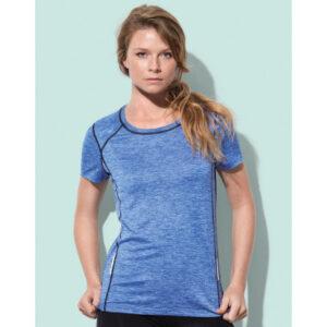 sports t-shirt womans reflect
